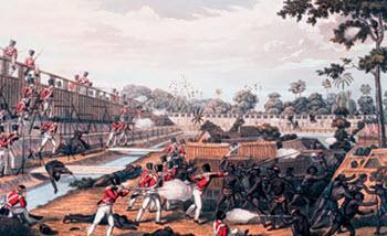 Anglo-Burmese War